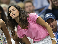 September 8, 2019, New York, New York, United States: Rafael Nadal (Spain) fiancee Xisca Perello attends mens final match at US Open Championships against Daniil Medvedev (Russia) at Billie Jean King National Tennis Center (Credit Image: © Lev Radin/Pacific Press via ZUMA Wire)
