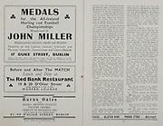 All Ireland Senior Football Final, Cavan v Roscommon, 26.09.1943, 09.26.1943, 26th September 1943, Roscommon 2-07 Cavan 2-02, 10101943AISFCF,