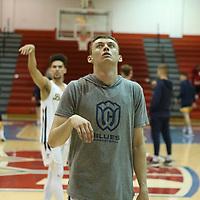 NCAA Men's Basketball: University of Wisconsin-Eau Claire Blugolds vs. Whitman College Blues