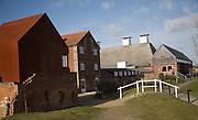Snape maltings concert hall, Snape, Suffolk, England