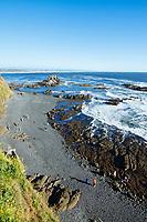 Newport, Oregon.