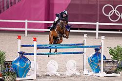 Michan Alberto, ISR, Cosa Nostra, 352<br /> Olympic Games Tokyo 2021<br /> © Hippo Foto - Dirk Caremans<br /> 03/08/2021