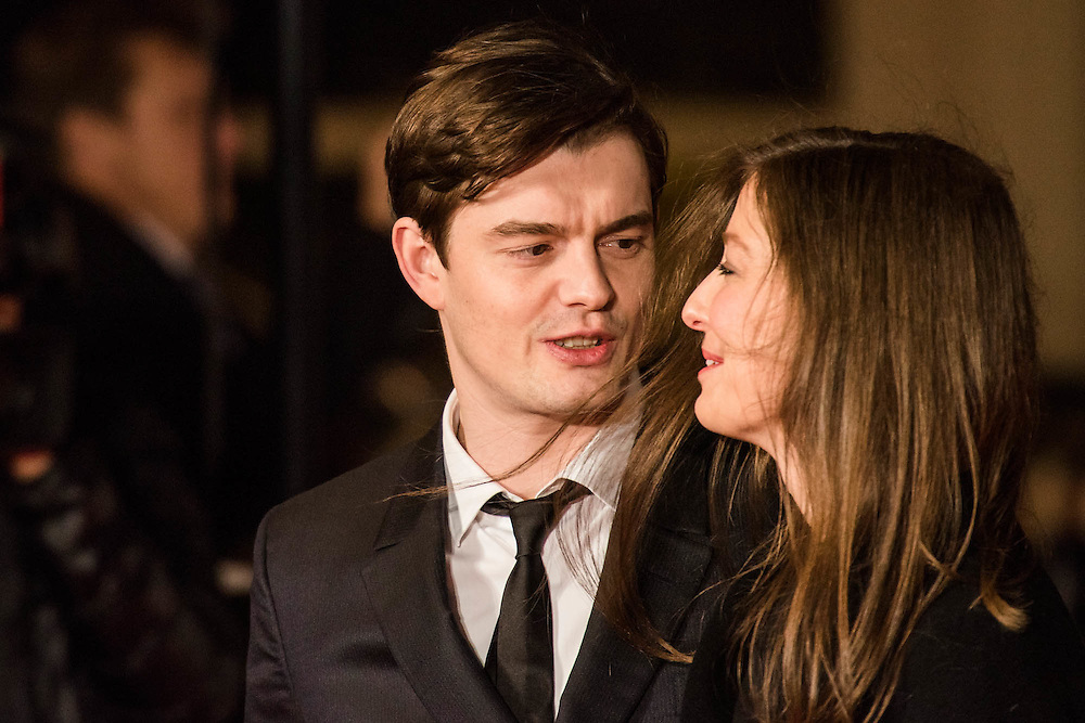 Sam Riley - The European premiere of Pride and Prejudice and Zombies.