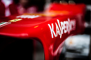 Nov 15-18, 2012: Ferrari nose cone detail.© Jamey Price/XPB.cc