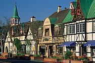 Danish Village, Solvang, Santa Barbara County, California