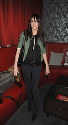 ANNABEL NIELSON at a party to celebrate the publication of Nain Attallah's book'Fulfilment & Betrayal' held at The Bluebird, King's Road, London on 1st May 2007.<br /><br />NON EXCLUSIVE - WORLD RIGHTS