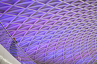 The paint used to paint the roof of Kings Cross station was made by Dutch brand Akzo-Nobel, London, UK.