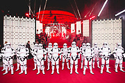 STAR WARS 'The Last Jedi' premiere at RAH