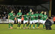 Worcester City v Scunthorpe United 171214