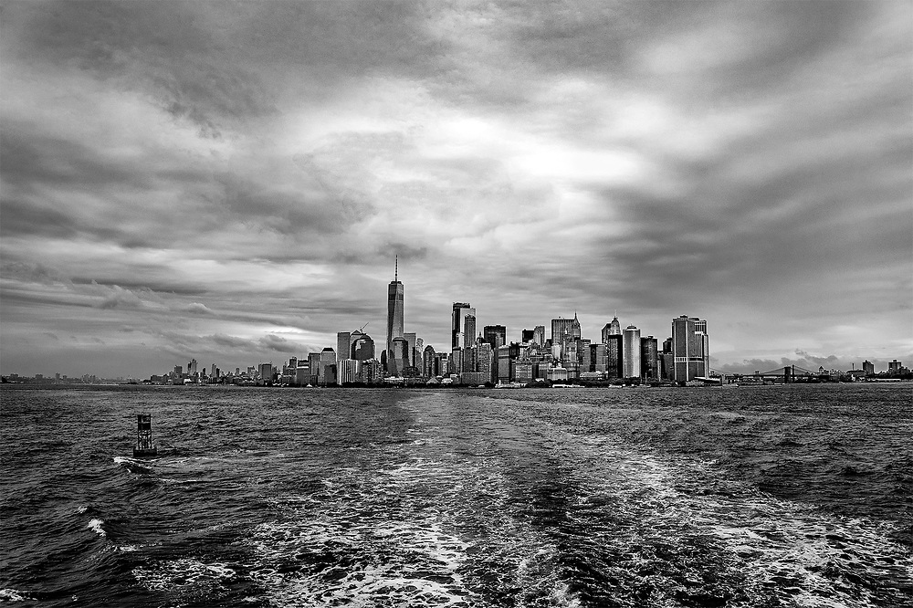 Leaving the City Behind, New York City