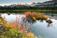 Spillway Lake, Kananaskis, Alberta
