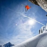 Paddy Graham, Chamonix, France