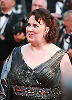 Actress Phyllis Smith<br /> at the gala screening for the film Inside Out at the 68th Cannes Film Festival, Monday May 18th 2015, Cannes, France