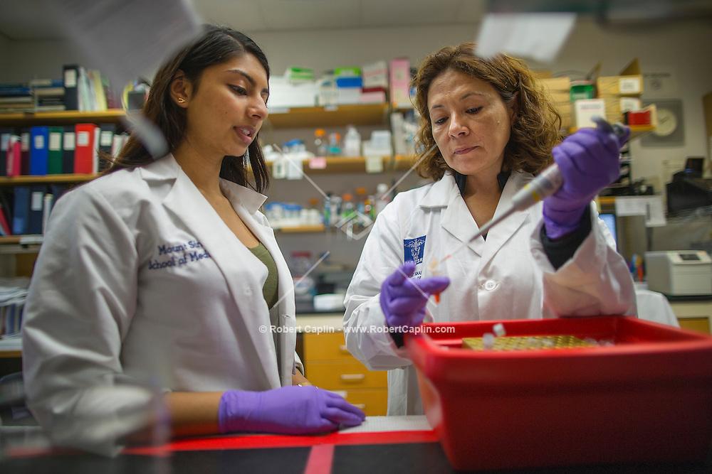 New York, NY (01.14.2014) Mount Sinai School of Medicine <br /> <br /> Photo by Robert Caplin