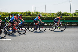 Cogeas Mettler Look Pro Cycling and WNT Rotor Pro Cycling set the pace at Tour of Chongming Island 2019 - Stage 1, a 102.7 km road race on Chongming Island, China on May 9, 2019. Photo by Sean Robinson/velofocus.com