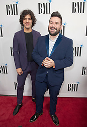 Nov. 13, 2018 - Nashville, Tennessee; USA - Musicians DAN and SHAY attends the 66th Annual BMI Country Awards at BMI Building located in Nashville.   Copyright 2018 Jason Moore. (Credit Image: © Jason Moore/ZUMA Wire)