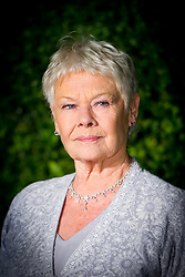 Dame Judi Dench attending the 58th London Evening Standard Theatre Awards in association with Burberry, at the Savoy Hotel in London.
