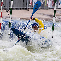 ICF Canoe Slalom World Cup Cardiff 2012
