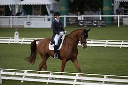 Auffarth Sandra, GER, Viamant Du Matz<br /> World Championship Young Eventing Horses<br /> Mondial du Lion - Le Lion d'Angers 2016<br /> © Hippo Foto - Dirk Caremans<br /> 20/10/2016