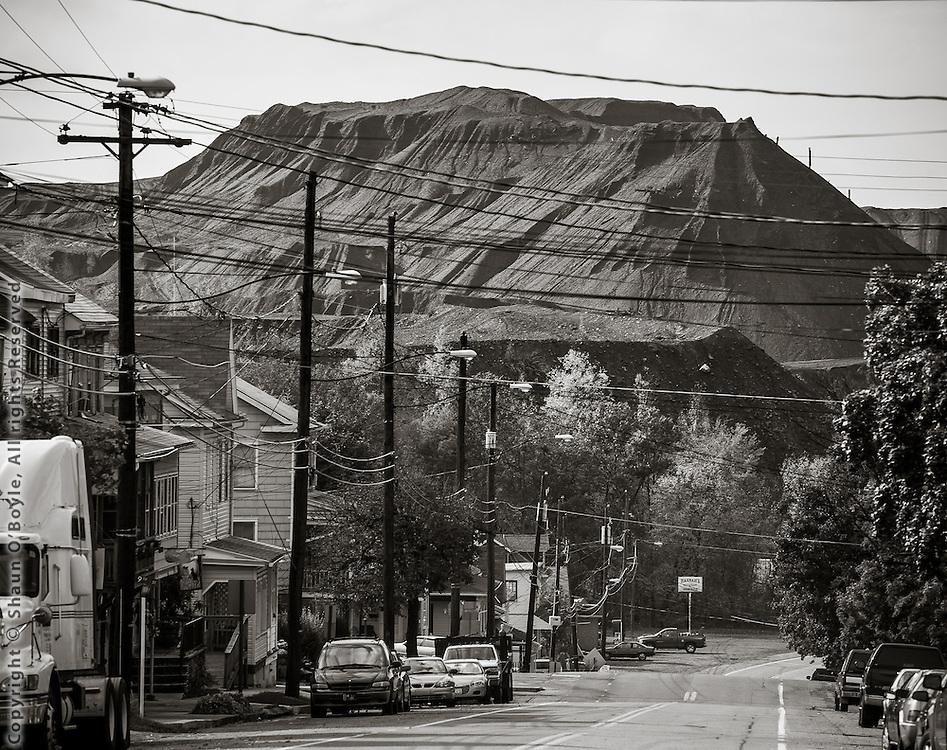 Tailings Piles, PA