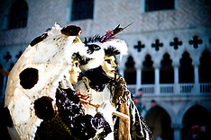 Venice Carnival February 2012