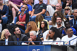 The Duchess Of Sussex, in the stands, supports her friend Serena Williams in her women's final at the 2019 US Open at Billie Jean National Tennis Center in New York City, NY, USA, on September, 7, 2019. Photo by ABACAPRESS.COM