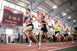 Bruce LeHane Invitational Mile, Yomif Kejelcha sets indoor mile world record 3:47.02, Hoka, NJ*NYTC,