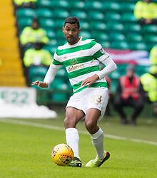 Celtic's Marvin Compper debut during the William Hill Scottish Cup, Quarter Final match at Celtic Park, Glasgow.