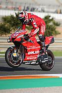 #51 Michele Pirro, Italian: Mission Winnow Ducati Team during the Gran Premio Motul de la Comunitat Valenciana at Circuito Ricardo Tormo Cheste, Valencia, Spain on 15 November 2019.