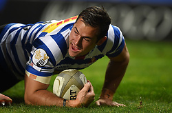 Cape Town-180921-Josh Stander scores a try for Western Province against Tafel lager Griquas in the Currie Cup Game played at Newlands Stadium .Photographs:Phando Jikelo/African News Agency/ANA