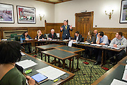 Chris Stephens MP, PCS Parliamentary Group Chair speaking at the lauch of HMRC: Building an uncertain future - The cuts don't work. A report by the Public and Commercial Services Union and the Tax Justice Network. Committe room 17, The House of Commons. Westminster. 15th November 2016.