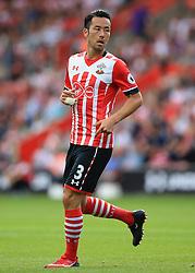 13 August 2016 - Premier League - Southampton v Watford - Maya Yoshida of Southampton - Photo: Marc Atkins / Offside.