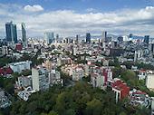 Citys aerial