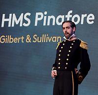 ENO – HMS PINAFORE  performing at westend live trafalgar square london photo by Roger Alacron
