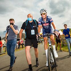 WIJSTER (NED) June 20: <br /> CYCLING <br /> Dutch Nationals Road Men up and around the Col du VAM<br /> Oscar Riesebeek (Netherlands / Team Alpecin - Fenix) bronze medal