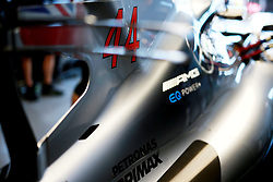 June 23, 2017 - Baku, Azerbaijan - Motorsports: FIA Formula One World Championship 2017, Grand Prix of Europe, .Technical Detail  (Credit Image: © Hoch Zwei via ZUMA Wire)