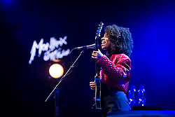 Lianne La Havas performs at the Montreux Jazz Festival, Switzerland on July 04, 2017. Photo by Loona/ABACAPRESS.COM