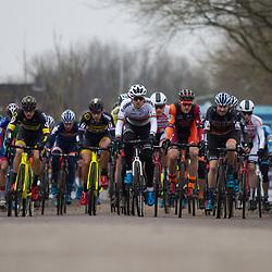 14-01-2018: Wielrennen: NK Veldrijden: Surhuisterveen<br /> Impression mensrace