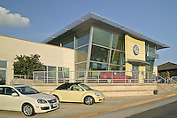 Exterior Image of King Volkswagen Dealership