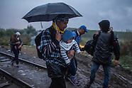 Hungary Refugee Crisis 2015