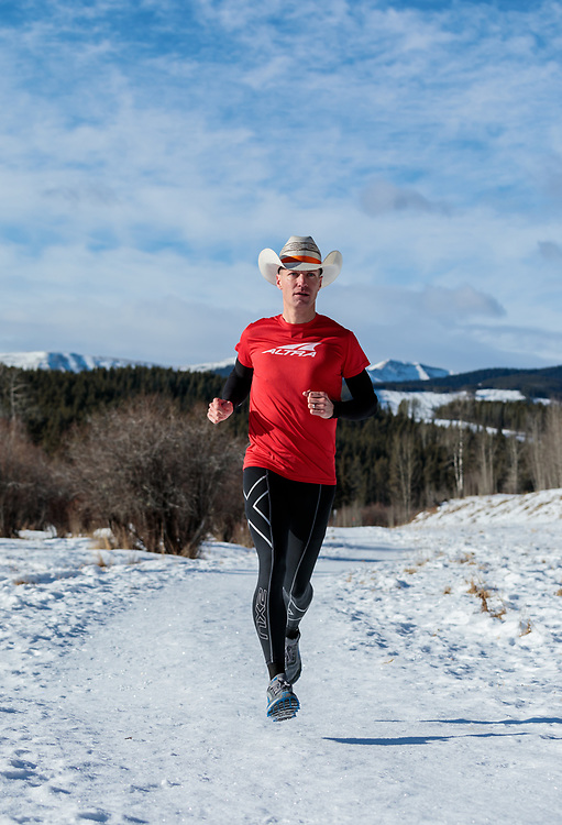trail running in West Bragg Creek