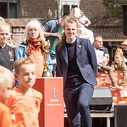 NLD/Amersfoort/20190427 - Koningsdag Amersfoort 2019, Danique Kerkdijk en Kika van Es