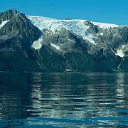 Harris Peninsula at the edge of Aialik Bay in Kenai Fjords National Park Alaska