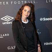NLD/Amsterdam/20151110 - Life After Football Award 2015, Gwen van poorten