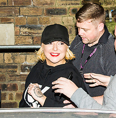 Sheridan Smith on Tour, Edinburgh, 26 April 2018