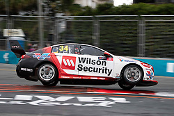 October 21, 2018 - Gold Coast, QLD, U.S. - GOLD COAST, QLD - OCTOBER 21: James Golding / Richard Muscat in the Wilson Security Racing GRM Holden Commodore during the race at The 2018 Vodafone Supercar Gold Coast 600 in Queensland, Australia. (Photo by Speed Media/Icon Sportswire) (Credit Image: © Speed Media/Icon SMI via ZUMA Press)