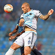 Fenerbahce's Fernandao  during their Turkish Super League soccer match Caykur Rizespor between Fenerbahce at the Yeni Rize Sehir stadium in Rize Turkey on Sunday, 23 August 2015. Photo by TVPN/TURKPIX