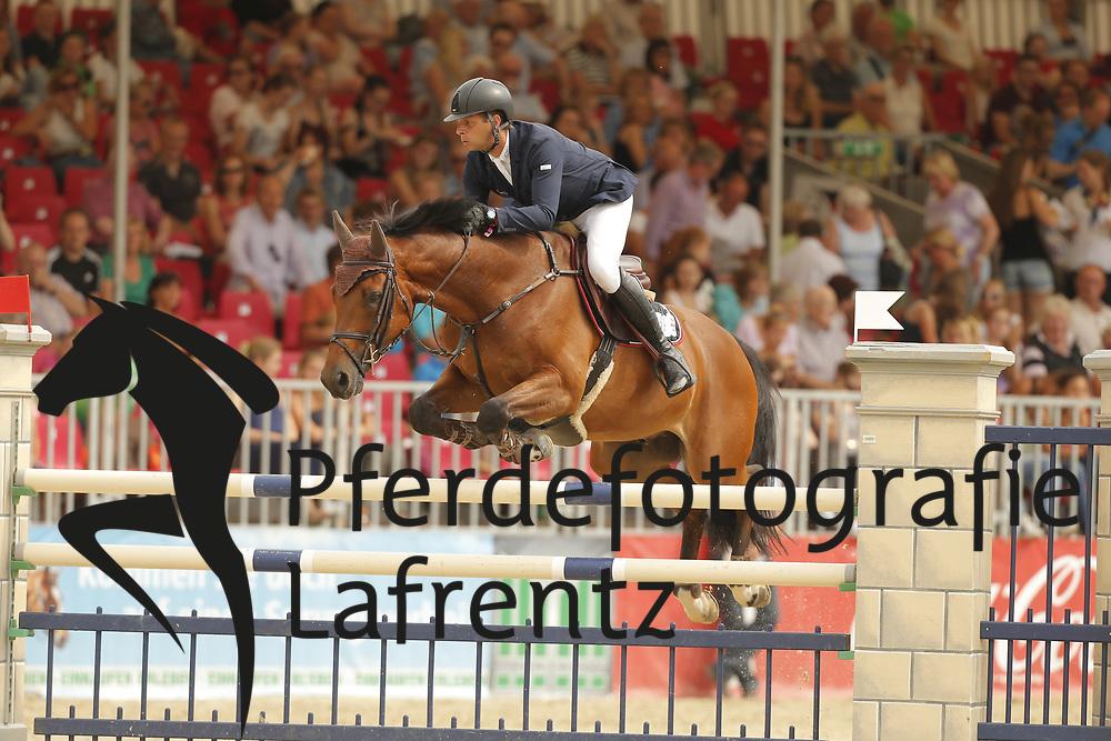 Renzel, Markus, Cannavaro<br /> Münster - Turnier der Sieger<br /> Mittlere Tour<br /> © www.sportfotos-lafrentz.de/ Stefan Lafrentz