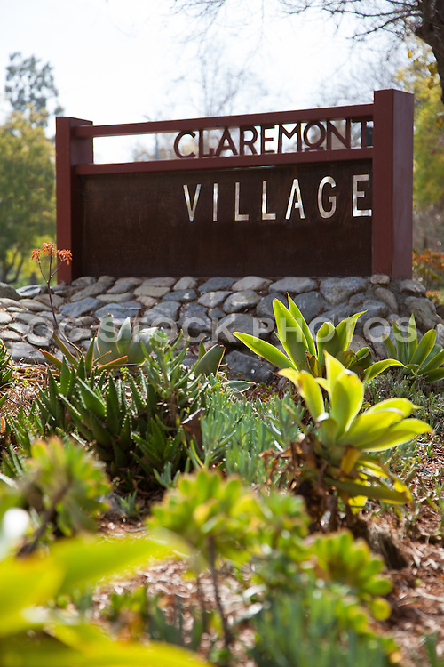The Claremont Village Square