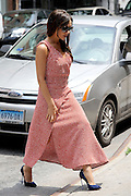 June 3, 2015 - New York, NY,  <br /> <br /> Victoria Beckham seen walking in the Chelsea area of New York City on June 3, 2015 <br /> ©Exclusivepix Media